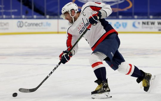 Brian MacLellan says strong powerplay, rest of lineup will keep Alex Ovechkin going