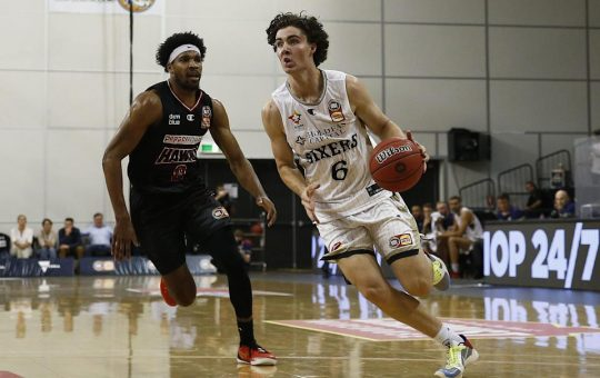 Josh Giddey 'a strong possibility' for Warriors with No. 7 pick