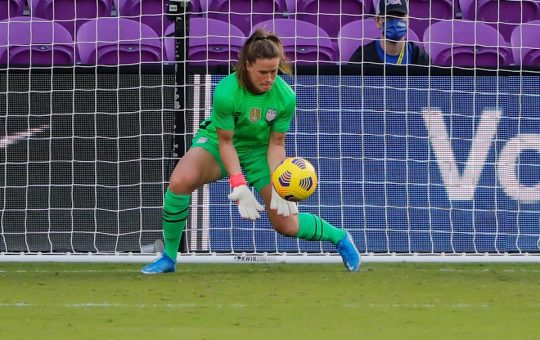 Olympics: Penn State's Alyssa Naeher comes up huge in US women's soccer win over Netherlands