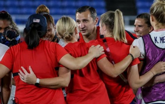 Vlatko Andonovski's big gamble paid off in setting up USWNT showdown with Canada