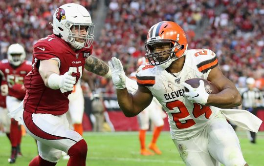 Does Cleveland have the edge vs. Arizona in Week 6?